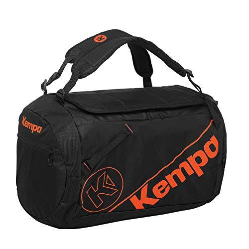 Kempa Unisex Tasche K-Line Tasche Pro, Schwarz/Fluo Orange, M, 200488603
