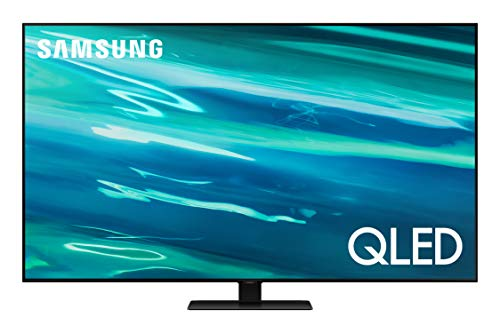 SAMSUNG 75-Inch QLED Q80A 4K Smart TV with $400 Amazon Credit