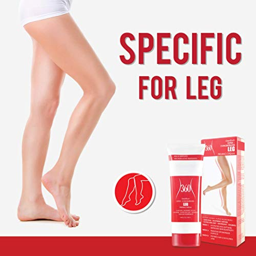 Anti Cellulite Cream by Greentouch 360 For Arms, Legs, Waist And Abdomen | Organic Natural Cellulite Reduction, Skin Toning, Slimming, Thermogenic Cream | Set of 3, 3.40 Oz 9