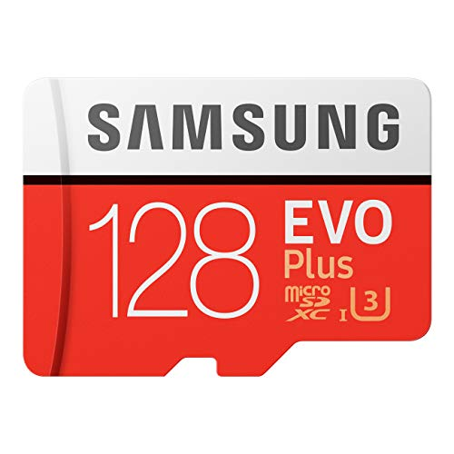 Samsung EVO Plus マイクロSDカード 128GB microSDXC UHS-I U3 100MB/s Full HD & 4K UHD Nintendo Switch 動作確認済 MB-MC128HA/EC 国内正規保証品