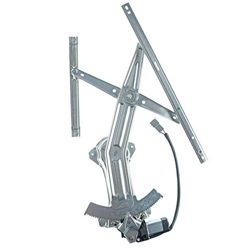 A-Premium Power Window Regulator and Motor Assembly Replacement for Ford Mustang 1994-2004 Front Left Driver Side