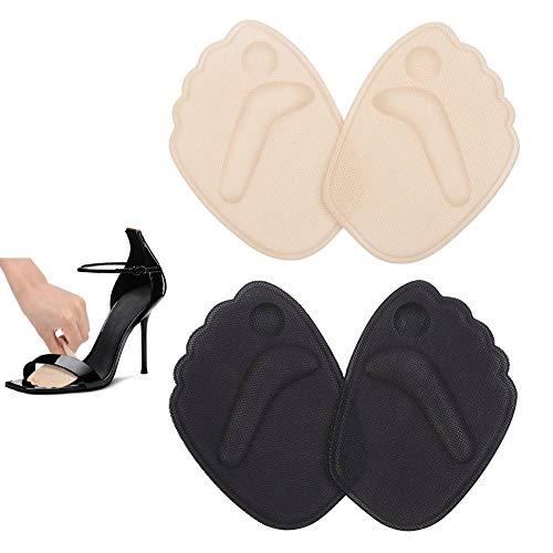 Almohadillas del Antepié, Bola de las plantillas para los pies, Almohadillas Metatarsales, Plantillas Zapatos Tacon