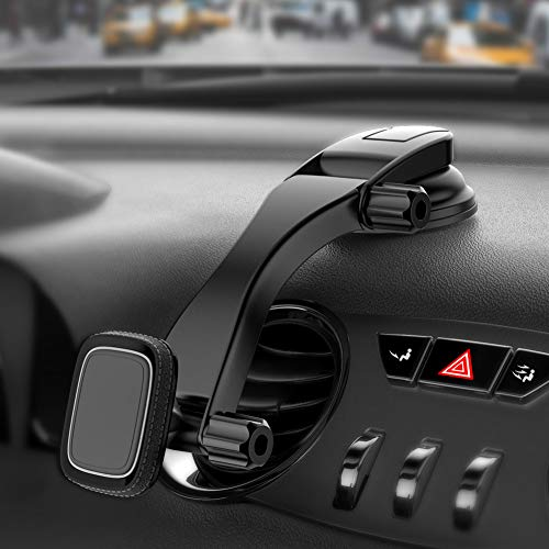 Miracase Supporto magnetico per cellulare da auto, regolabile porta telefono auto per cruscotto e...