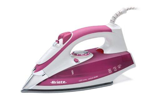 Ariete 6215 FERRO ECO6215, 2200 W, 0.28 litri, acciaio inossidabile, rosa