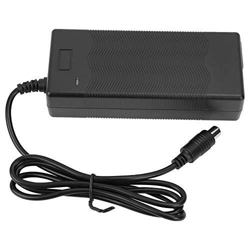 Alomejor 42V 2A Caricabatteria Adattatore per Scooter Caricabatteria Batterie per Xiaomi Mijia...