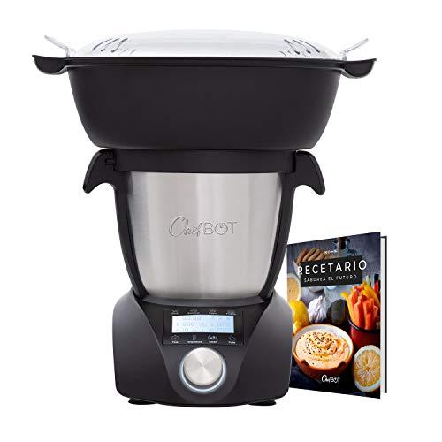 IKOHS CHEFBOT Compact STEAMPRO - Robot de Cocina Multifunción, Cocina...