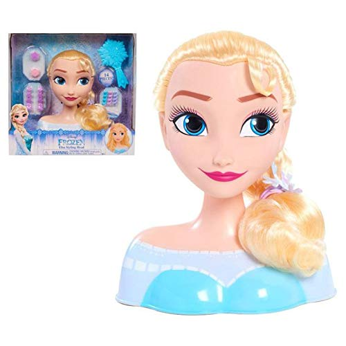 Frozen Busto Maquillaje y Peinados 26x26