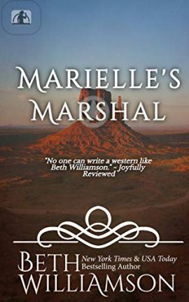 Marielle's Marshal by [Beth Williamson]