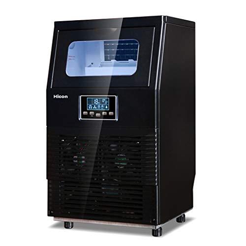 Lxn Nero Commerciale Macchina per il ghiaccio automatica da incasso sotto banco/macchina per il...