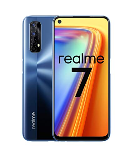 realme 7 - Smartphone de 6.5', 8GB RAM + 128GB ROM, LCD FHD+,...