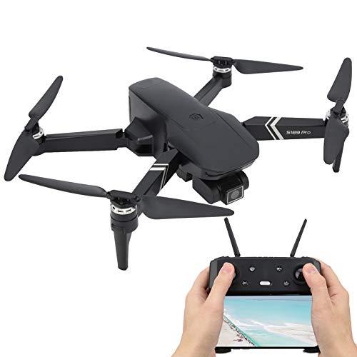 Drone con fotocamera 5G WIFI 4K, posizionamento GPS a flusso ottico Dual Mode Droni con motore brushless pieghevole video live, 3500 Mah 25 minuti di volo, raggio di controllo 1000 M