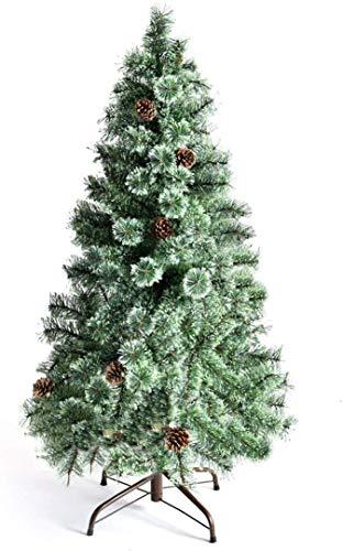 タンスのゲン 【まるで本物!】 リアル クリスマスツリー 松ぼっくり (本物) 180cm おしゃれ ヌードツリー ...