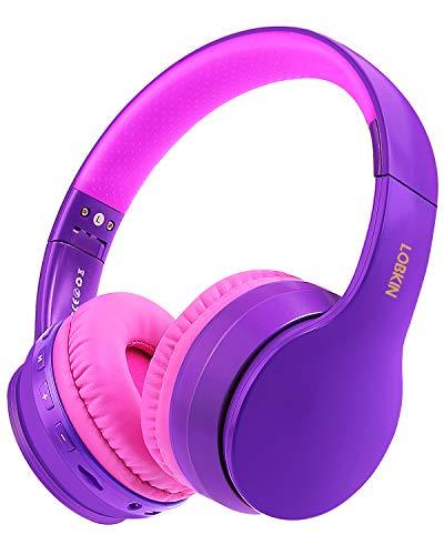 LOBKIN Auriculares Bluetooth 5.0 inalambricos de Diadema Cascos...