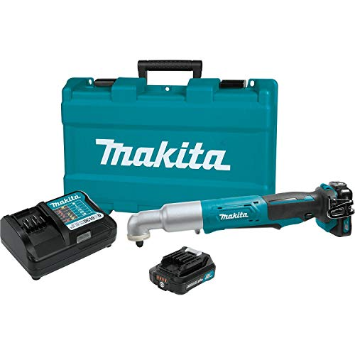 Makita LT02R1 12V max CXT Lithium-Ion Cordless 3/8' Angle Impact Wrench Kit