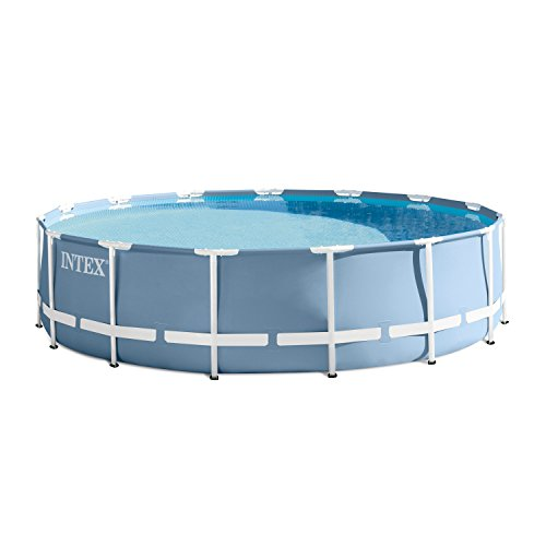 Intex 15ft X 42in Prism Frame Pool Set with Filter...