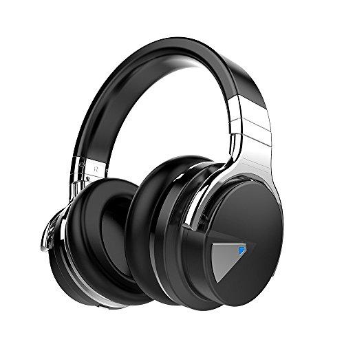 COWIN E7 Auriculares inalámbricos Bluetooth con bajos profundos,...