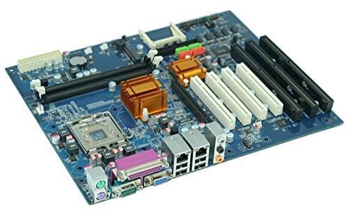 New IPC Board for Intel G41 DDR3 ISA Slot Mainboard LGA775 4PCI VGA LPT 2LAN 3ISA 6COM CF 4SATA Industrial Motherboard (Blue)