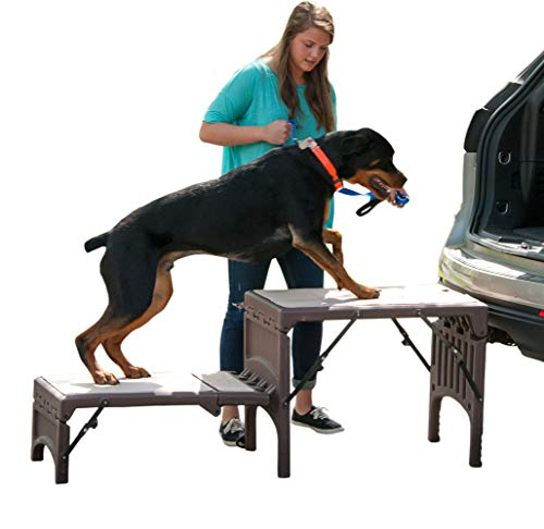 Pet Gear Free Standing Ramp for Cats and Dogs....