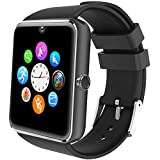 Willful Montre Connectée Homme Montre Telephone avec SIM pour Huawei Samsung...