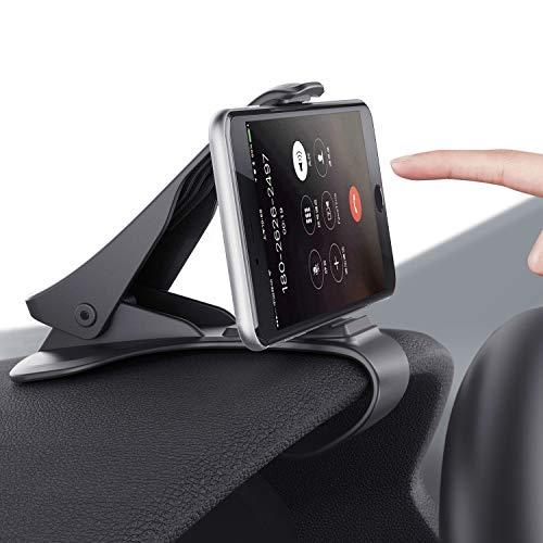 Tsumbay Supporto per Telefono Veicolare con Fissaggio Automatico Forte, per Smartphone da 3 a 6,5...