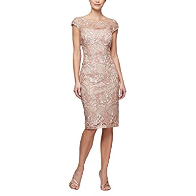 Sequin detail Illusion neckline Hand wash cold separately, do not bleach, lay flat to dry, do not iron, do not steam, do not dry clean Weave type: Knit
