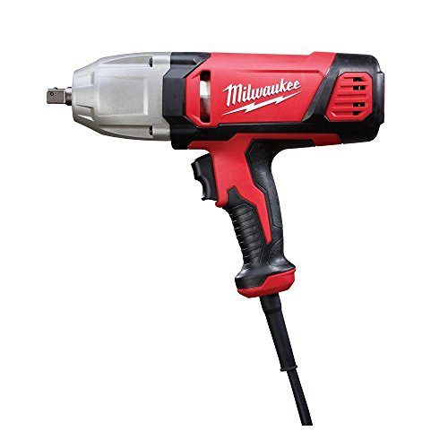 Milwaukee 9070-20 1/2-Inch Impact Wrench with Rocker Switch and Detent Pin...