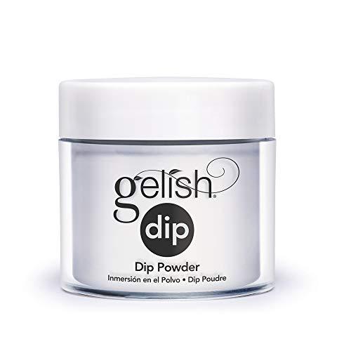Gelish Sheek White Dip Powder