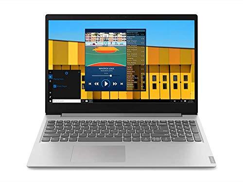 "Lenovo S145-15AST - Ordenador portátil 15.6"" FullHD (AMD A9-9425, 8GB RAM, 512GB SSD, AMD Radeon Graphics, Windows 10) gris- Teclado QWERTY español"