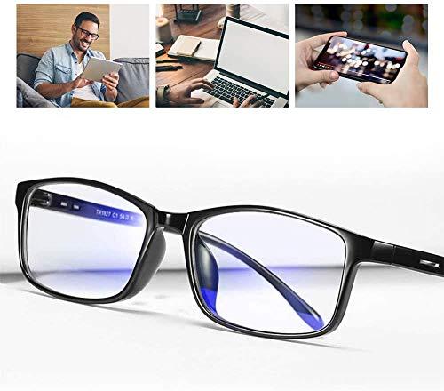 SCOBUTY Gafas Luz Azul,Gafas de Ordenador,Gafas con Filtro d