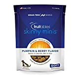 Fruitables Skinny Minis Pumpkin & Berry Soft & Chewy Dog Treats
