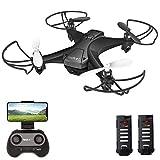 tech rc Drone avec Caméra HD, Drone Caméra Temps de Vol de 20 Minutes,...