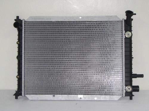 Go-Parts - for 1998 - 2003 Ford Escort Radiator - (ZX2 2 Door; Coupe + ZX2 Cool Coupe 2 Door; Coupe + ZX2 Hot Coupe 2 Door; Coupe + ZX2 S/R 2 Door; Coupe) F8CZ 8005 AA FO3010109 Replacement 1999