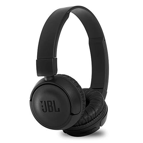 JBL T460BT by Harman, Wireless On Ear Headphones with Mic, Pure Bass, Portable, Lightweight & Flat...