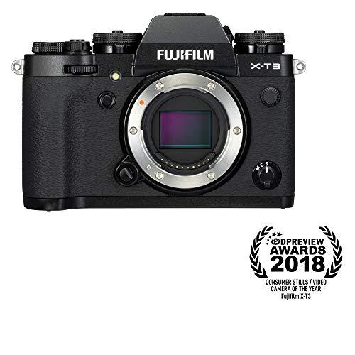 Fujifilm X-T3 Mirrorless Digital Camera (Body...