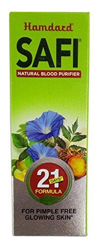 Hamdard Safi Natural Blood Purifier Syrup, 100 ml Carton