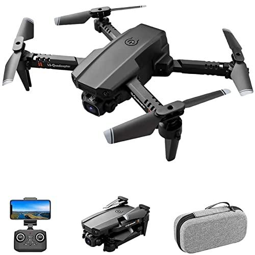 Drone Mini Drone 6-Axis Gyro 3D Flip modalit Headless Altitude Hold 12 Minuti Tempo di voloQudcopter per Bambini Adulti