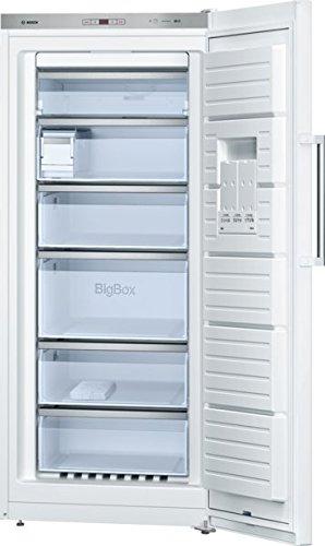 Bosch Serie 6 GSN51AW45 congelatore Libera installazione Verticale Bianco 286 L A+++