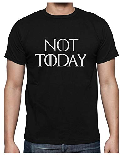 Green Turtle Camiseta para Hombre - Not Today X-Large Negro
