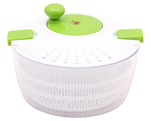 Wellberg Salad Spinner (Green)