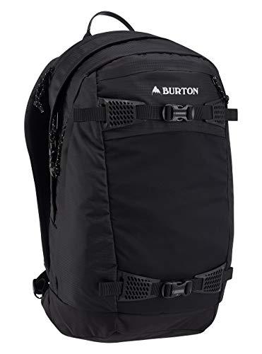 Burton Day Hiker 28L, Zaino Sportivo Unisex Adulto, True Nero Ripstop, 28 l