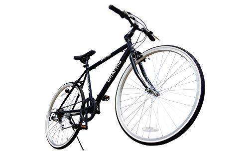 GRAPHIS(グラフィス)GR-001 クロスバイク 26インチ 6段変速 可動式ステム