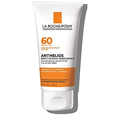 Broad Spectrum SPF 60 Water resistant (80 minutes) Fast absorbing, non grEasy texture for face and body Fast absorbing, water resistant, non greasy texture that leaves skin hydrated and smooth with velvety finish High UVA protection (PFA 26) and SPF ...