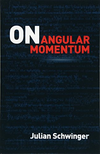 On Angular Momentum