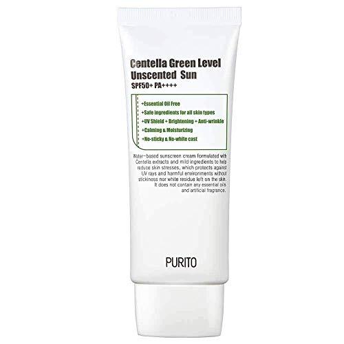 Purito - Centella Green Level FPS SPF50+ PA+++++ 60 ml