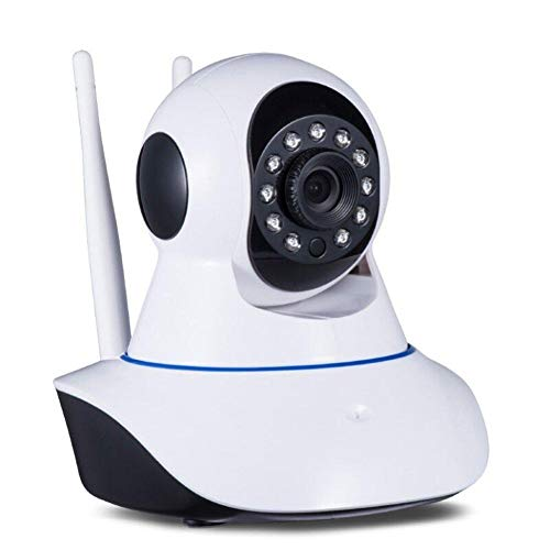 Telecamera Wireless Ipcam Wifi Ad Infrarossi Motorizzata Lan Hd 720P Led Lr