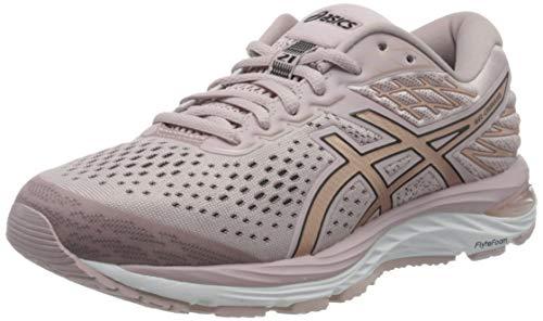 Asics Damen Gel-Cumulus 21 Running Shoe, Watershed Rose/Rose Gold, 40 EU