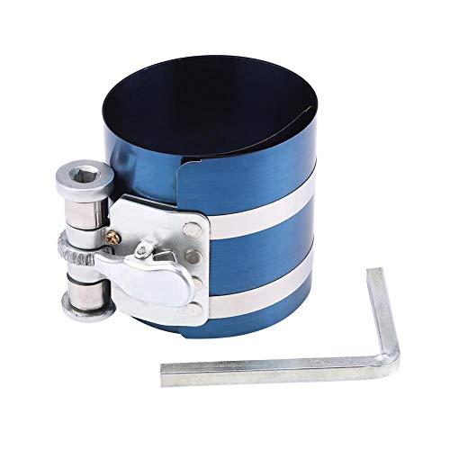 Compressore per fasce elastiche del motore, Compressore per fasce elastiche del pistone, Strumento per cricchetto per fascia di installazione del compressore per fasce ela(3in)