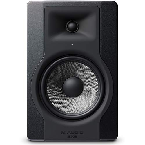 M-Audio BX8 D3  8-Inch 150-Watt Studio Monitor Speaker with Acoustic Space Control for Music...