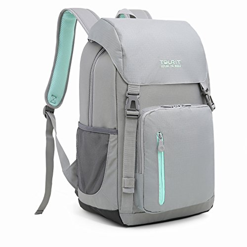 TOURIT Backpack Cooler Insulated Leakproof 28 Cans Cooler Backpack for Men Women