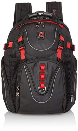Wenger Luggage Maxxum 16' Laptop Backpack, Black, One Size
